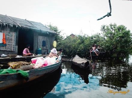 Cambodia, Tonle Sap