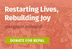 Joy for Nepal